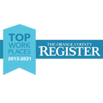 Orange County Register's Top Workplaces: 2013 – 2018